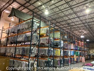 Massive Linen Inventory with DataMars RFID Inventory Control System