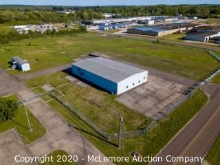 6,000± sf Building on 4.87± Acres