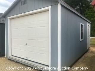 Woodtex 12' x 20' Classic Shed - Located in Monroe, GA