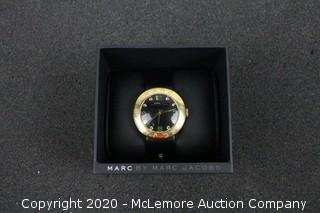 MARC BY MARC JACOBS Amy Black Dial Ladies Watch
