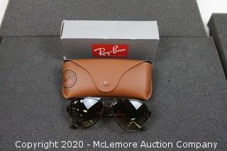 Ray-Ban RB4125 59mm Brown Gradient & Tortoise Sunglasses