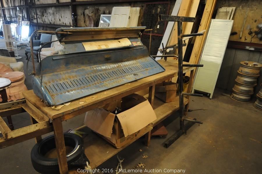 Classic Car Parts Catalog: Auction: Furniture, Appliances
