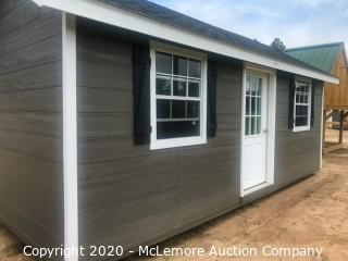 Woodtex 10' x 20' Heritage Shed - Located in Monroe, GA
