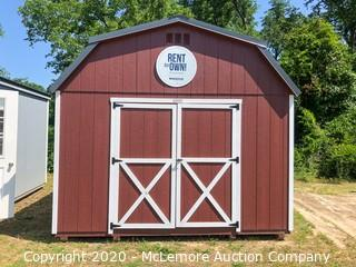 Woodtex 12' x 16' Sanford Shed - Located in West Columbia, SC