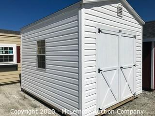Woodtex 10' x 12' Original Shed - Located in Fair Play, SC