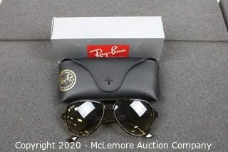 Ray-Ban Cats 5000 RB4125 Tortoise Brown