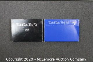 United States Assorted Coin Proof Sets