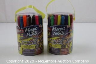 2 Pack Magic Pens by Wham-O