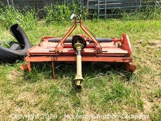 Kuhn S.A. 5 Foot 3-Point Tiller
