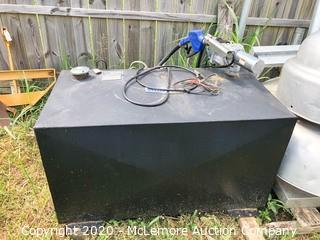 Better Built 100 Gallon Fuel/Fluid Transfer Tank