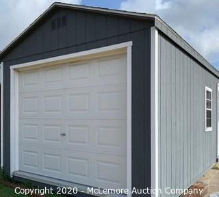 Woodtex Classic 12' x 20' Shed (Serial #: 67382) - Located in Corpus Christi, TX