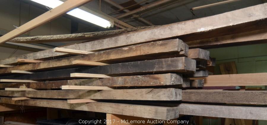 McLemore Auction Company - Auction: Surplus Equipment, Tools