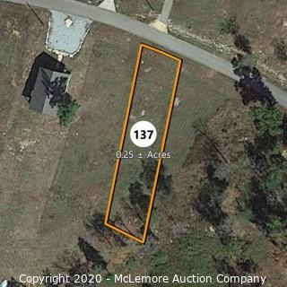 0.25± Acre Cabin Waterview Building Lot
