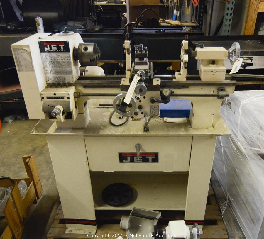 Bench Lathe Metal Part - 46: Jet BD-920N Bench Lathe