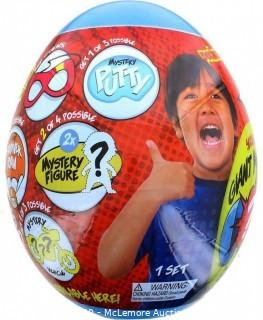 Ryan's World Giant Mystery Egg Series 2 (Blue)