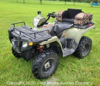 2004 Polaris Sportsman 700 Twin ATV 50th Anniversary