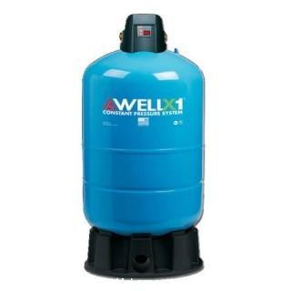 Amtrol Well-X-Trol WX1-251D-B Well Tank with Durabase Stand, Blue