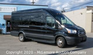 2019 Ford Transit 350 HD XLT Passenger Van