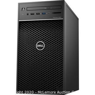 Dell Precision 3000 3630 Workstation - Intel Core I5 (8th Gen) I5-8500 Hexa-Core (6 Core) 3 GHz - 8 GB DDR4 SDRAM - 1 TB HDD - Intel HD Graphics 630 Graphics - Windows 10 Pro 64-Bit (English/French/Spanish) - Tower - 64 GB RAM Support - DVD-Writer - SBR23