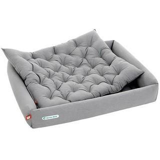 DoctorBark Dog Bed XX-Large - Light Grey