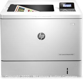 HP Color B5L25A#BGJ LaserJet Enterprise Printer M553dn with HP FutureSmart Firmware