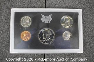 Assorted Coin Proof Sets 1971-1972