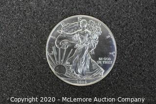 2016 American Eagle Silver Dollar