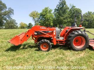 Kubota L4310 Diesel 4x4 GST Tractor with LA681 Loader