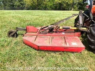 Land Pride 6' Rotary Brush Cutter PTO Drive 3 Point Hitch