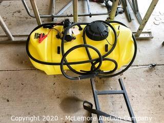 AG Spray Equipment 15 Gallon Sprayer with High Flow Pump