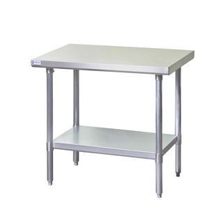 Blue Air EW2424 Stainless Steel Restaurant Work Table
