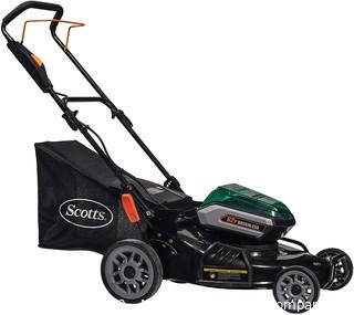 Scotts Outdoor Power Tools 62162S 21-Inch 62-Volt Cordless Lawn Mower