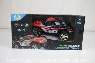 NQD RC Bigfoot Monster Truck Mini Beast Pick Up Skala 1/14