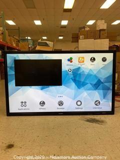 "Recordex SimplicityTouch 70"" Interactive Flat Panel Display MSRP: $7699.99"