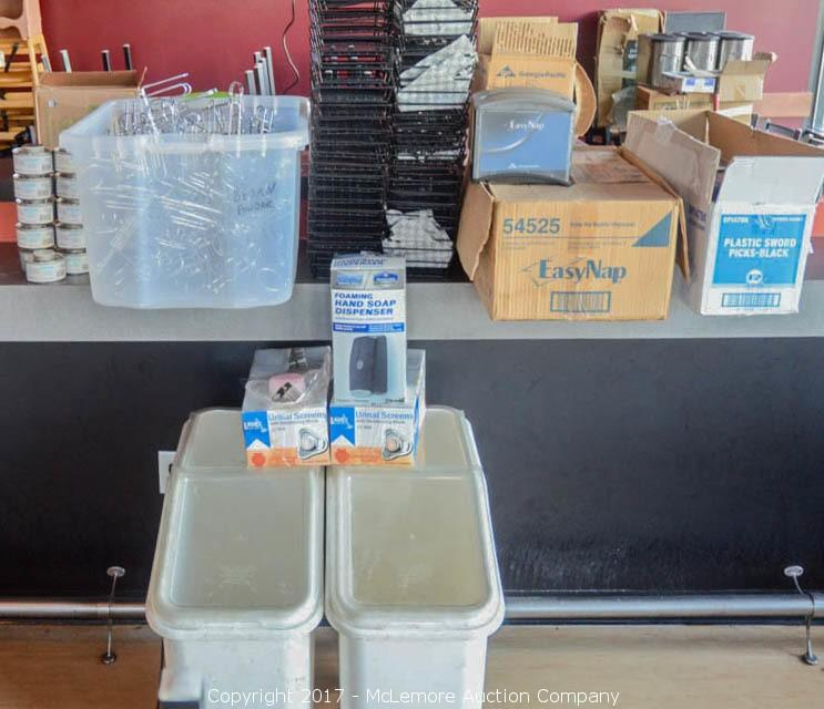 McLemore Auction Company - Auction: Complete Liquidation of