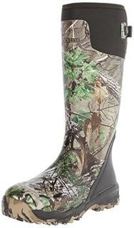 "Lacrosse Men's Alphaburly Pro 18"" Hunting Boot,Realtree Xtra Green,9 M US"