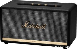 Marshall - Stanmore II Bluetooth Speaker - Black MSRP $349.99