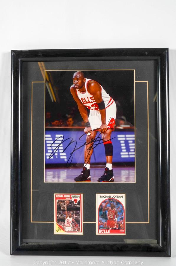 McLemore Auction Company - Auction: Signed Basketball Memorabilia ...
