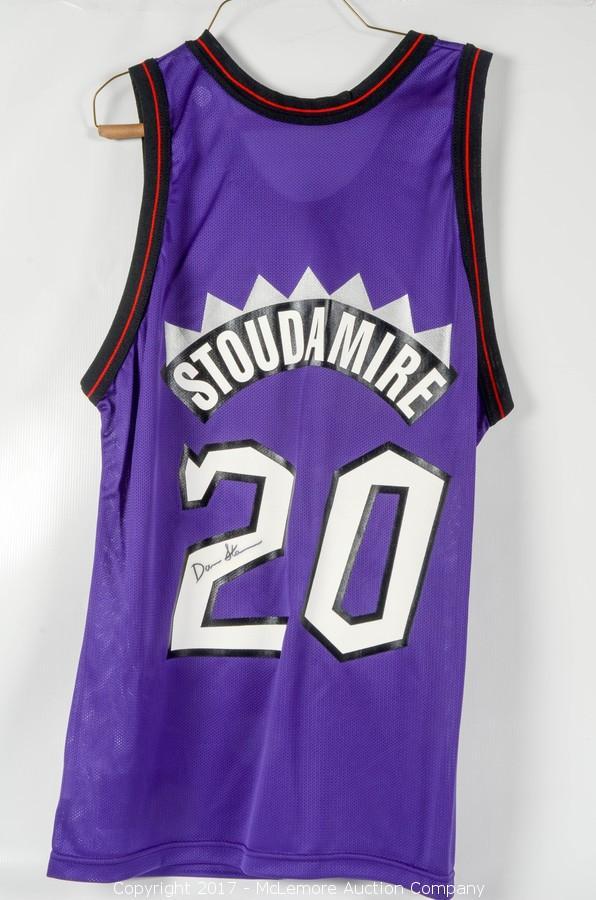 innovative design 0534e 7910d McLemore Auction Company - Auction: Signed Basketball ...
