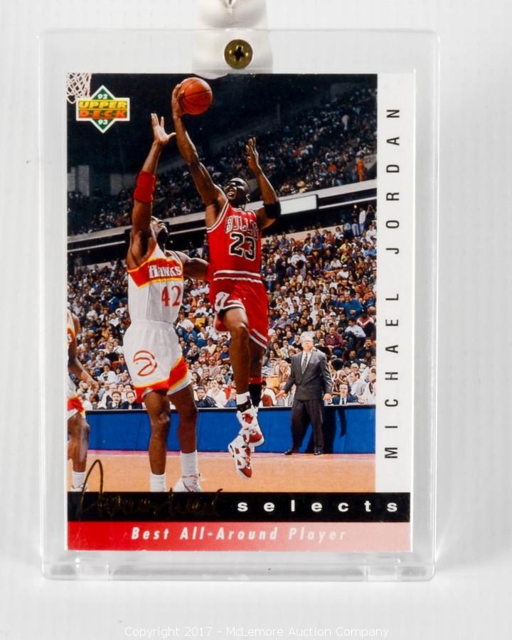 652959e25e3840 McLemore Auction Company - Auction  Signed Basketball Memorabilia ...