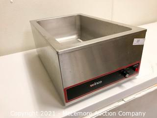Winco FW-S500 Electric Food Warmer with Insert