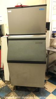 Scotsman Koolaire Icemaker Model KY0350A-161