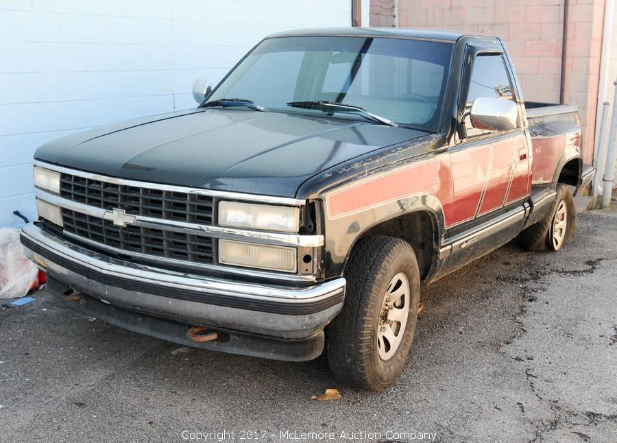 mclemore auction company auction 2001 ford expedition 1993 rh mclemoreauction com 2001 chevy silverado 1500 manual transmission 2000 chevy silverado 1500 manual