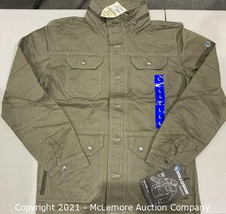Kuhl Kollusion Men's Jacket - Color Koyote - Size Large - BRAND NEW - WITH TAGS - MSRP $169