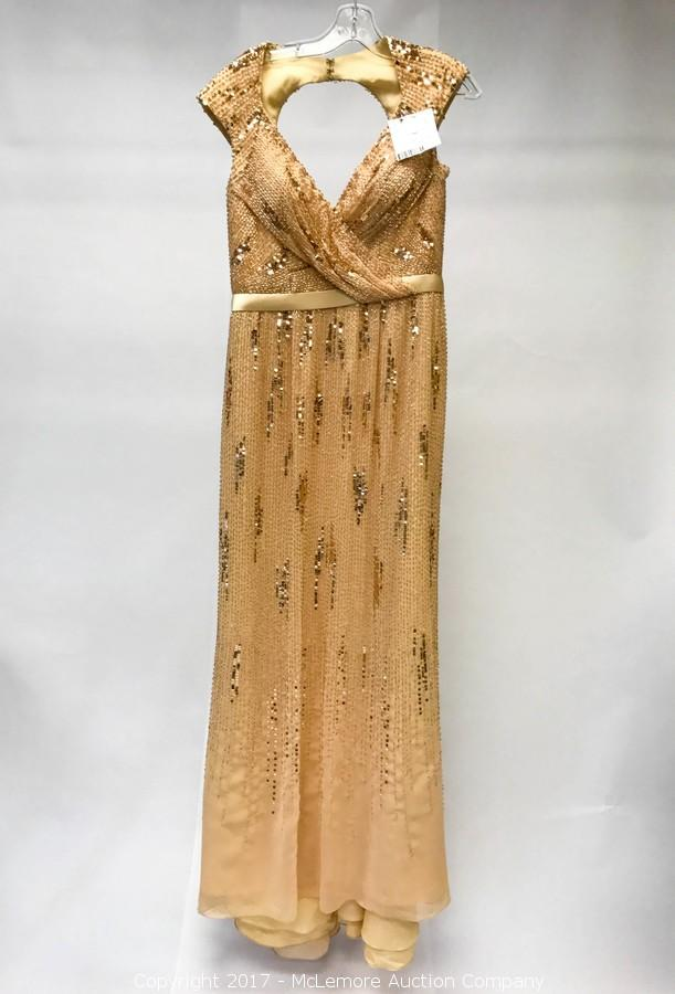 Mclemore Auction Company Auction Bridal Dresses And Accessories