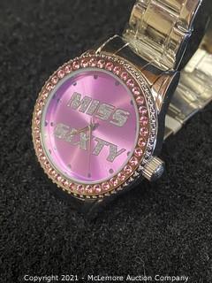 Wrist Watch by MISS SIXTY