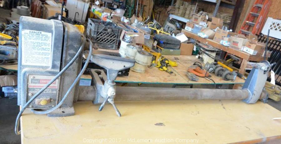 Peachy Mclemore Auction Company Auction Surplus Tools Building Machost Co Dining Chair Design Ideas Machostcouk