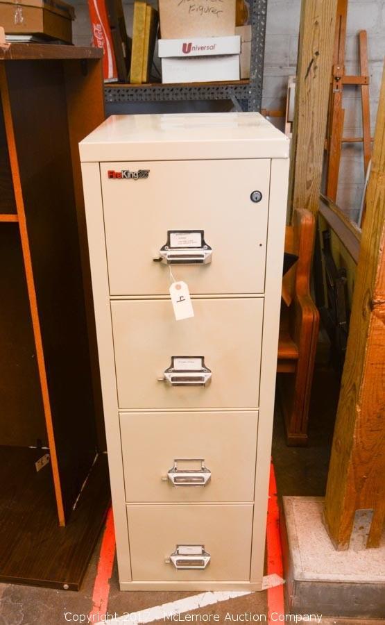 Fire King 25 Fire Safe File Cabinet. U2039u203a