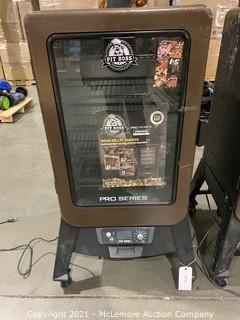 Customer Return PIT Boss Pro Series Wood Pellet Smoker