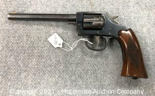 I.J.A & C Works, (Iver Johnson Arms and Cycle Works), Target Sealed 8, 22LR Revolver